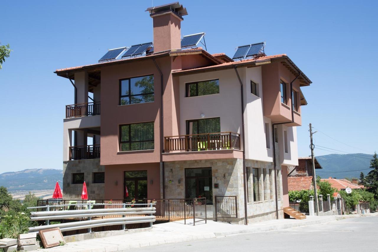 Хотел Свети Никола Сапарева баня