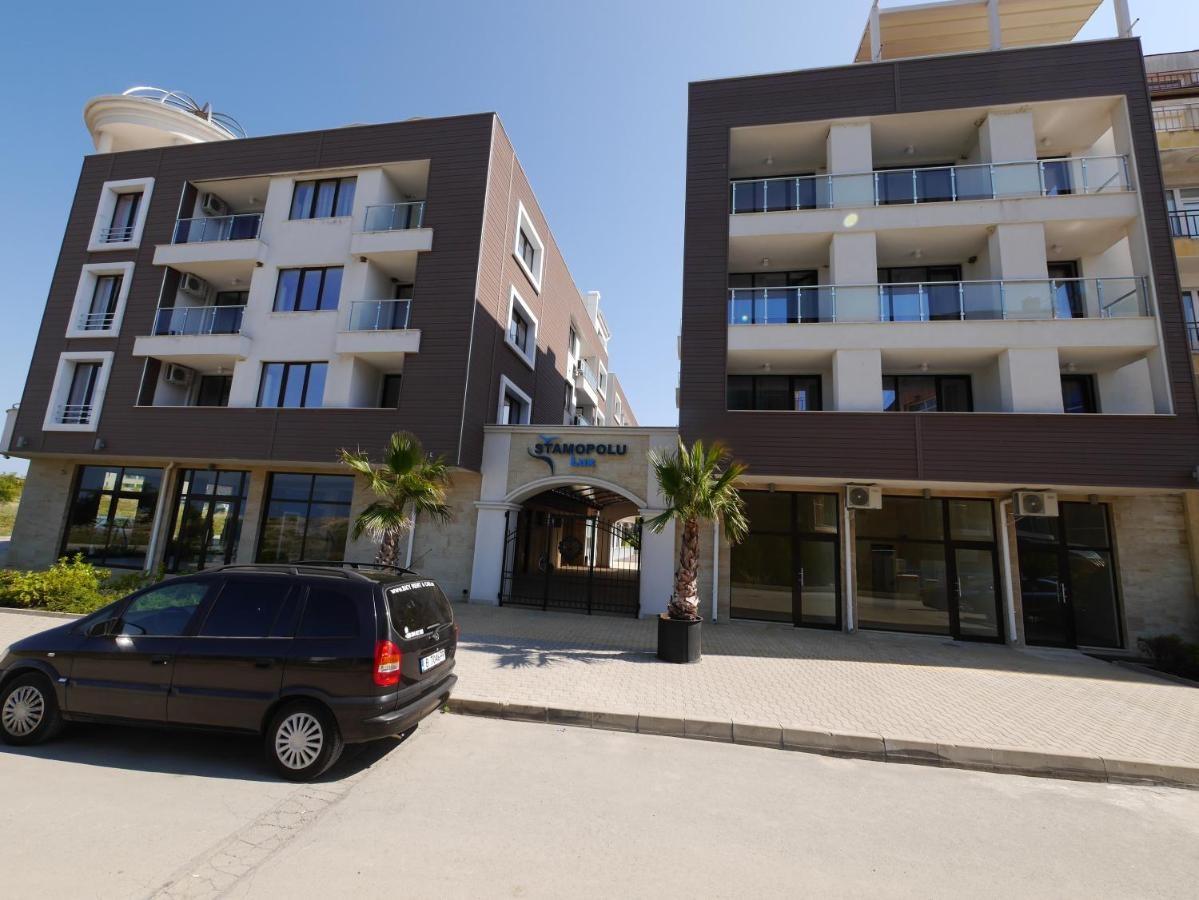 Apartments Stamopolu Lux