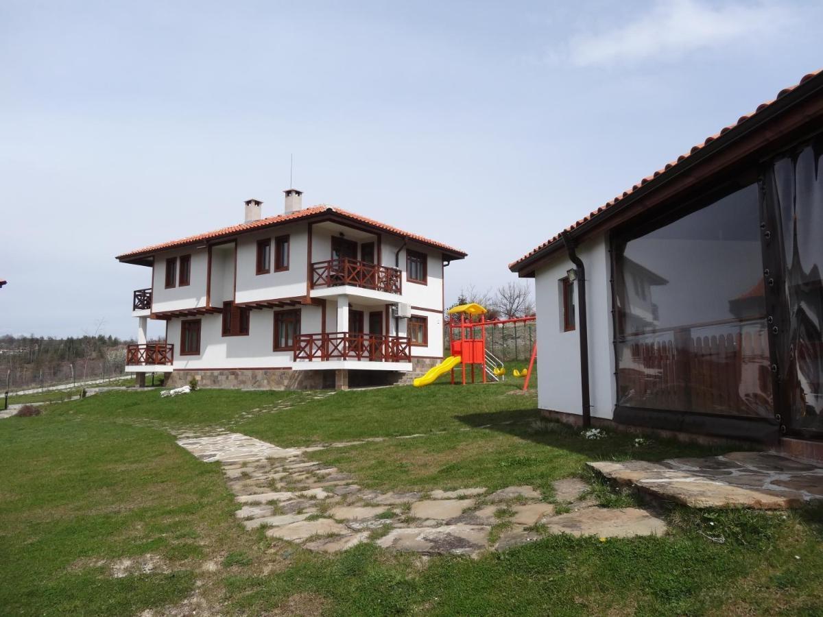 Иванини Къщи