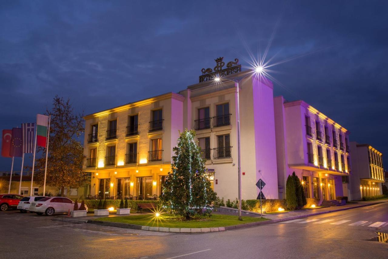 Хотел Париш