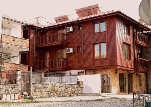 Хотел Албатрос Стар Град