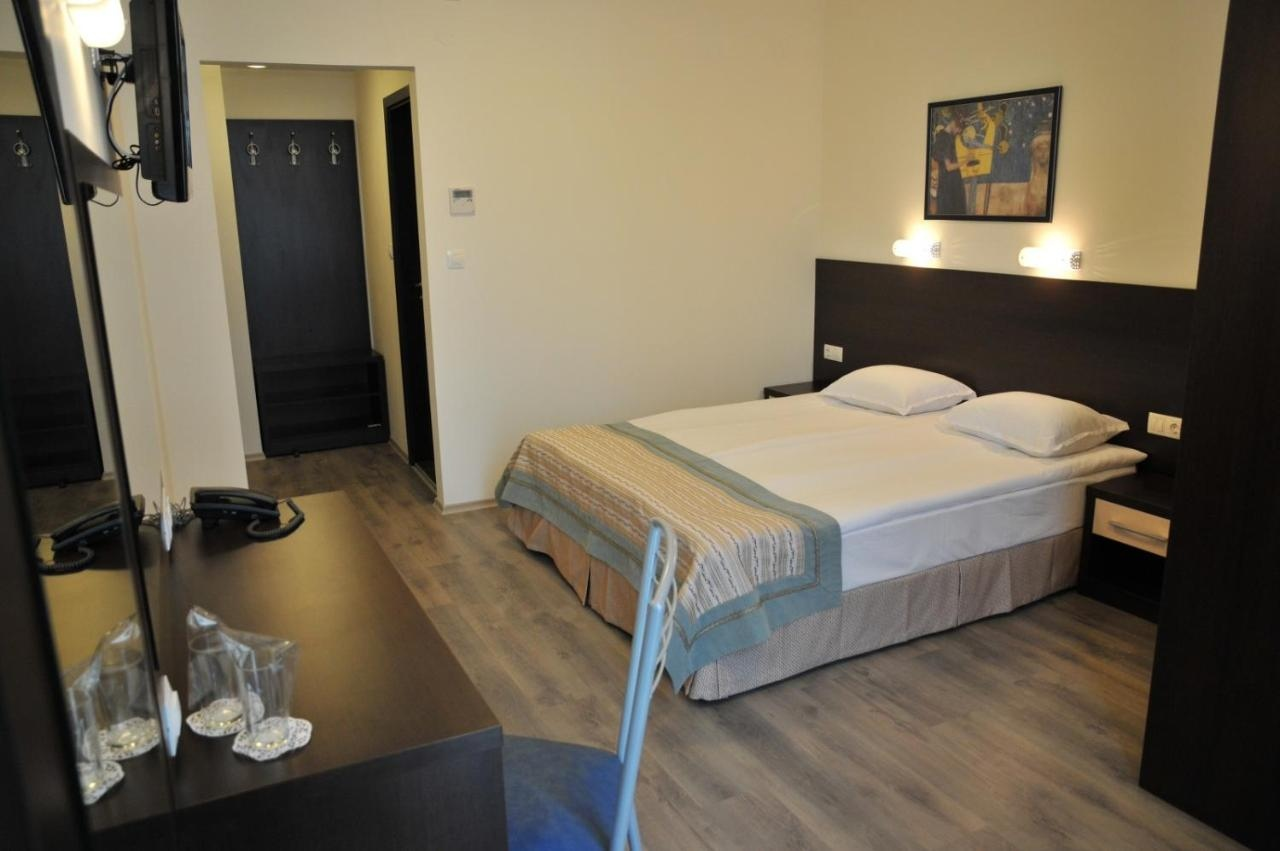Хотел Бургаски свободен университет