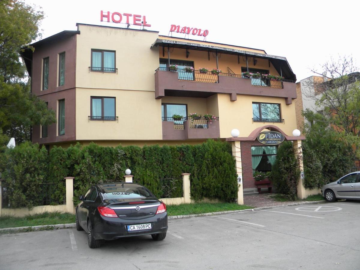 Хотел Дяволо