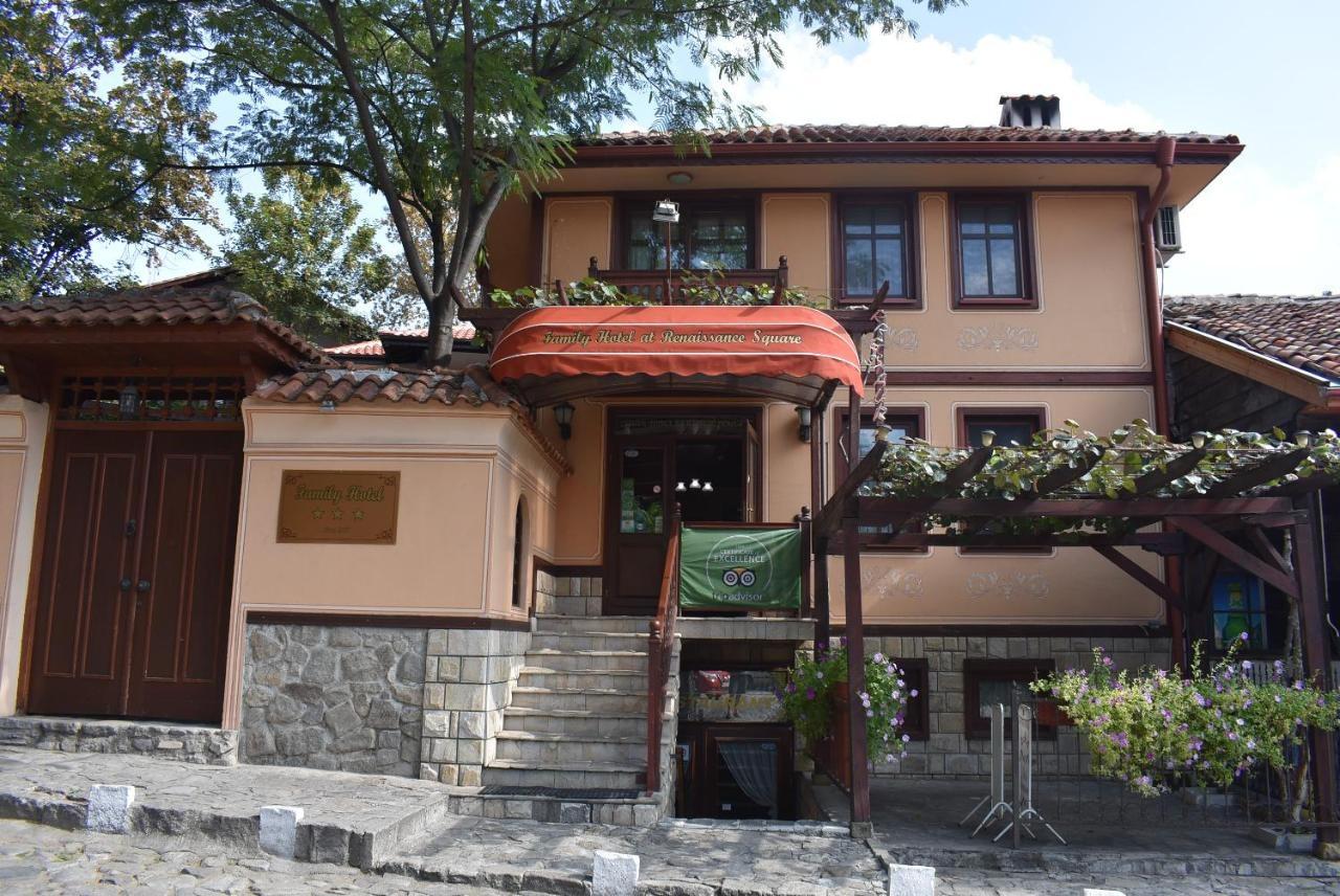 Семеен хотел на площад Ренесанс