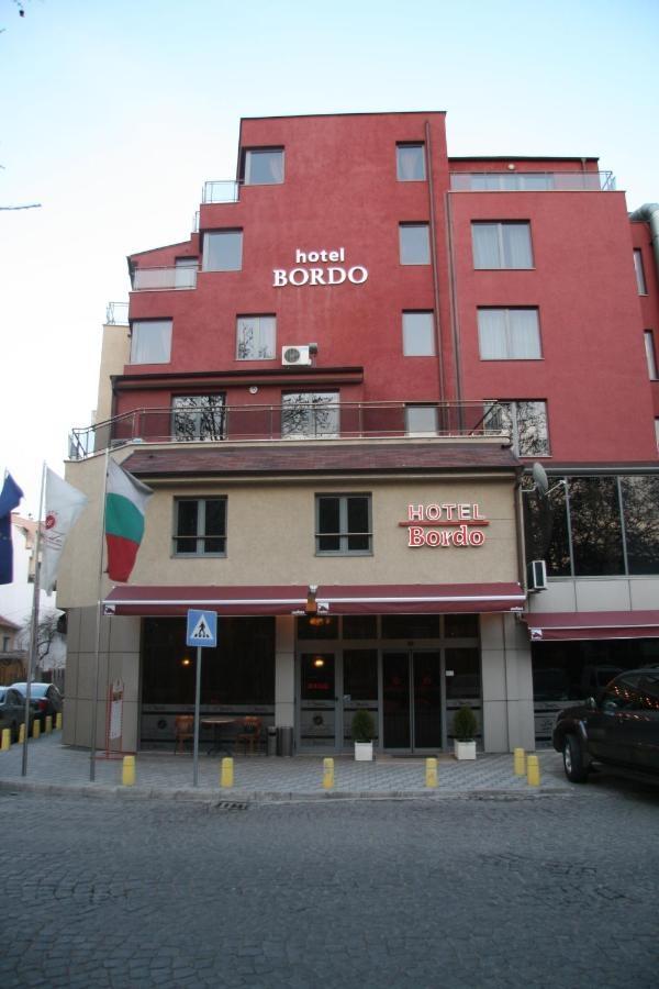Хотел Бордо