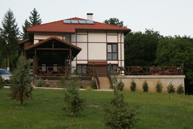Къща за гости Милканa