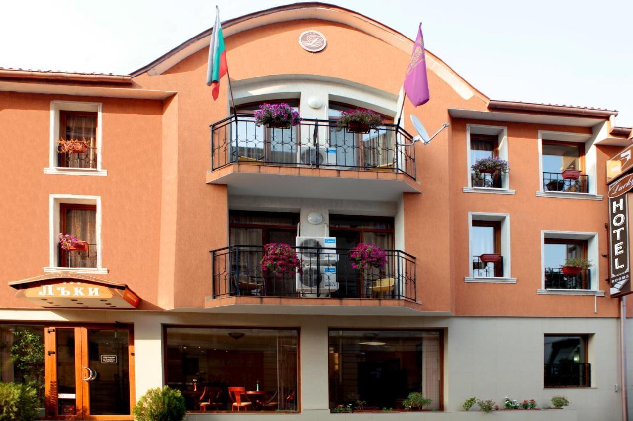 хотел Лъки
