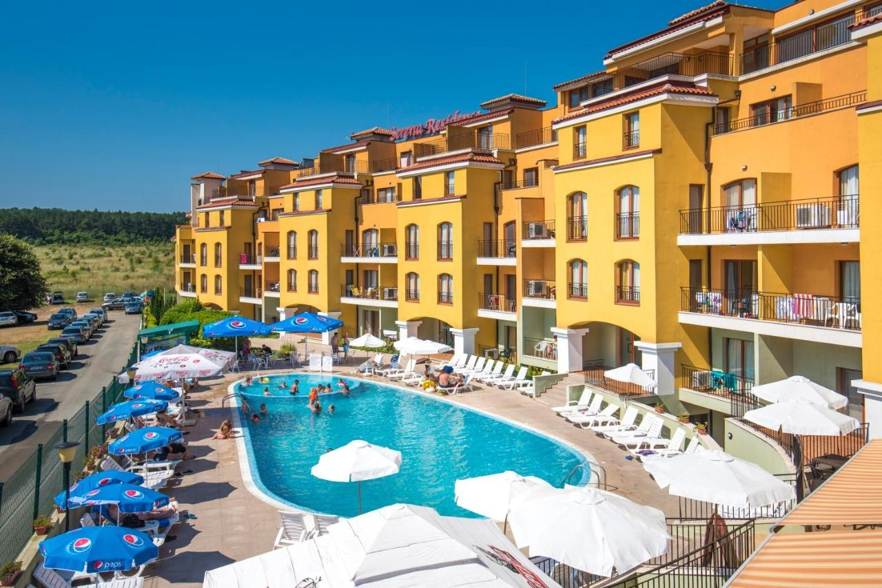Serena Residence Aparthotel - All Inclusive