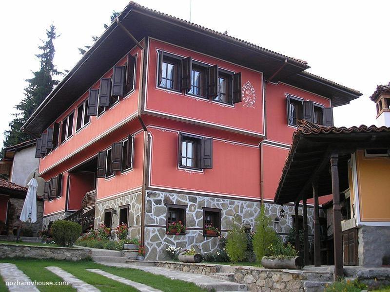 Гозбарова Kъща за Гости