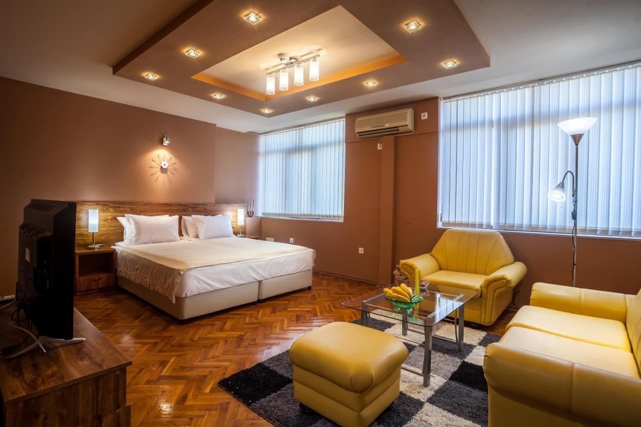 Етаж Панорама в хотел Тунджа