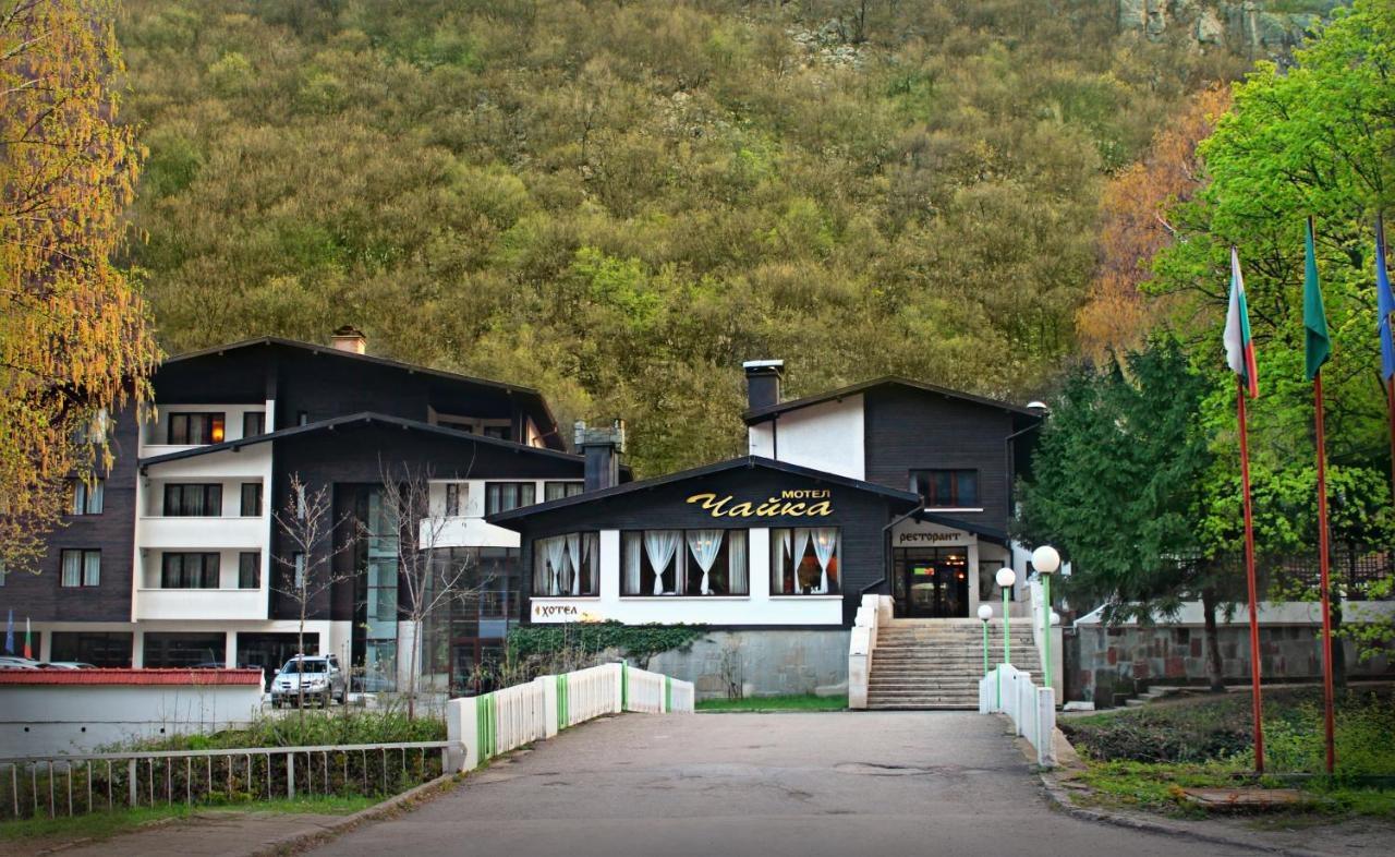 Хотелски комплекс Чайка