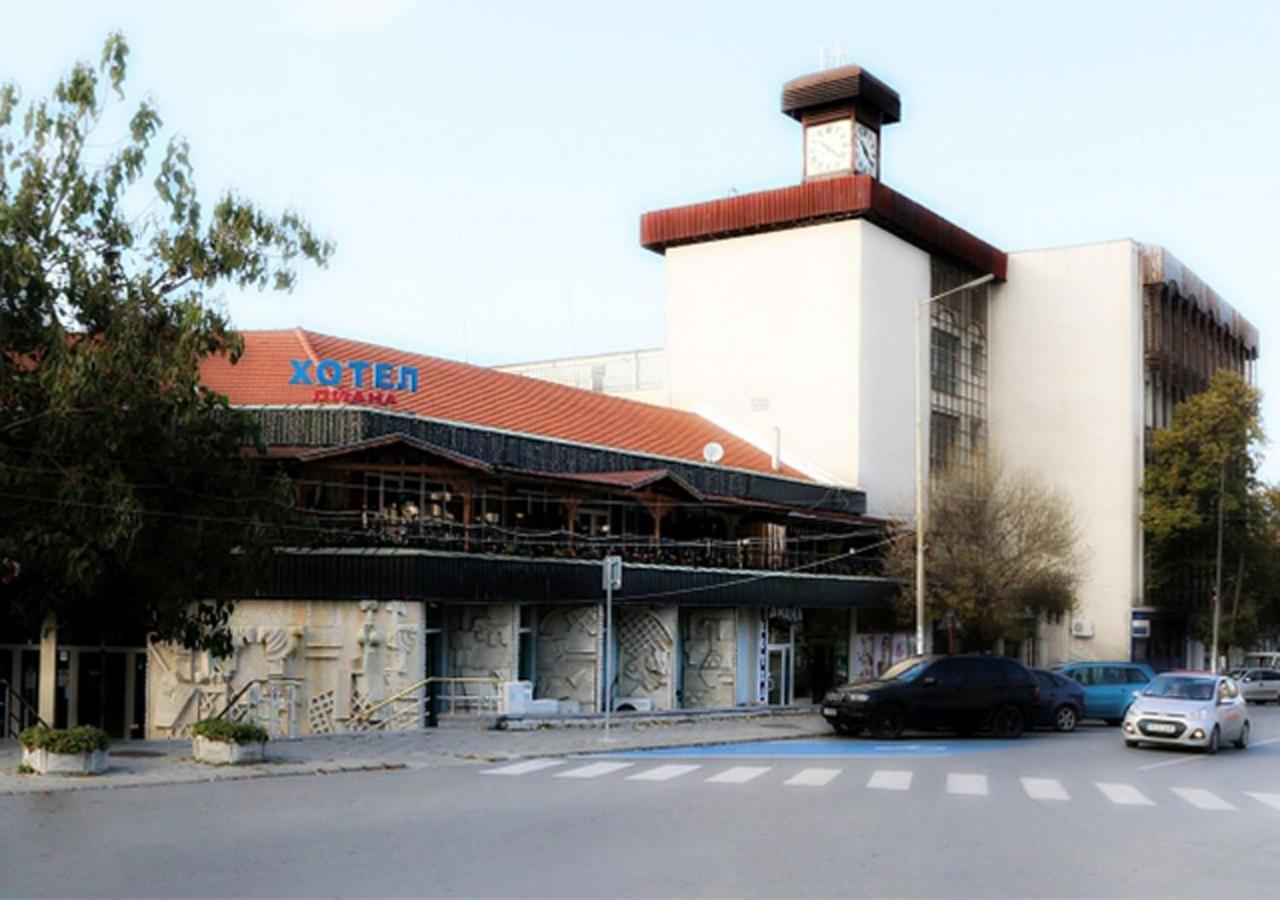 Хотел Диана Елхово
