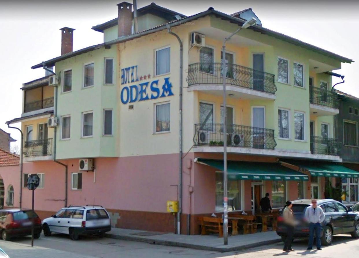 Семеен хотел Одеса