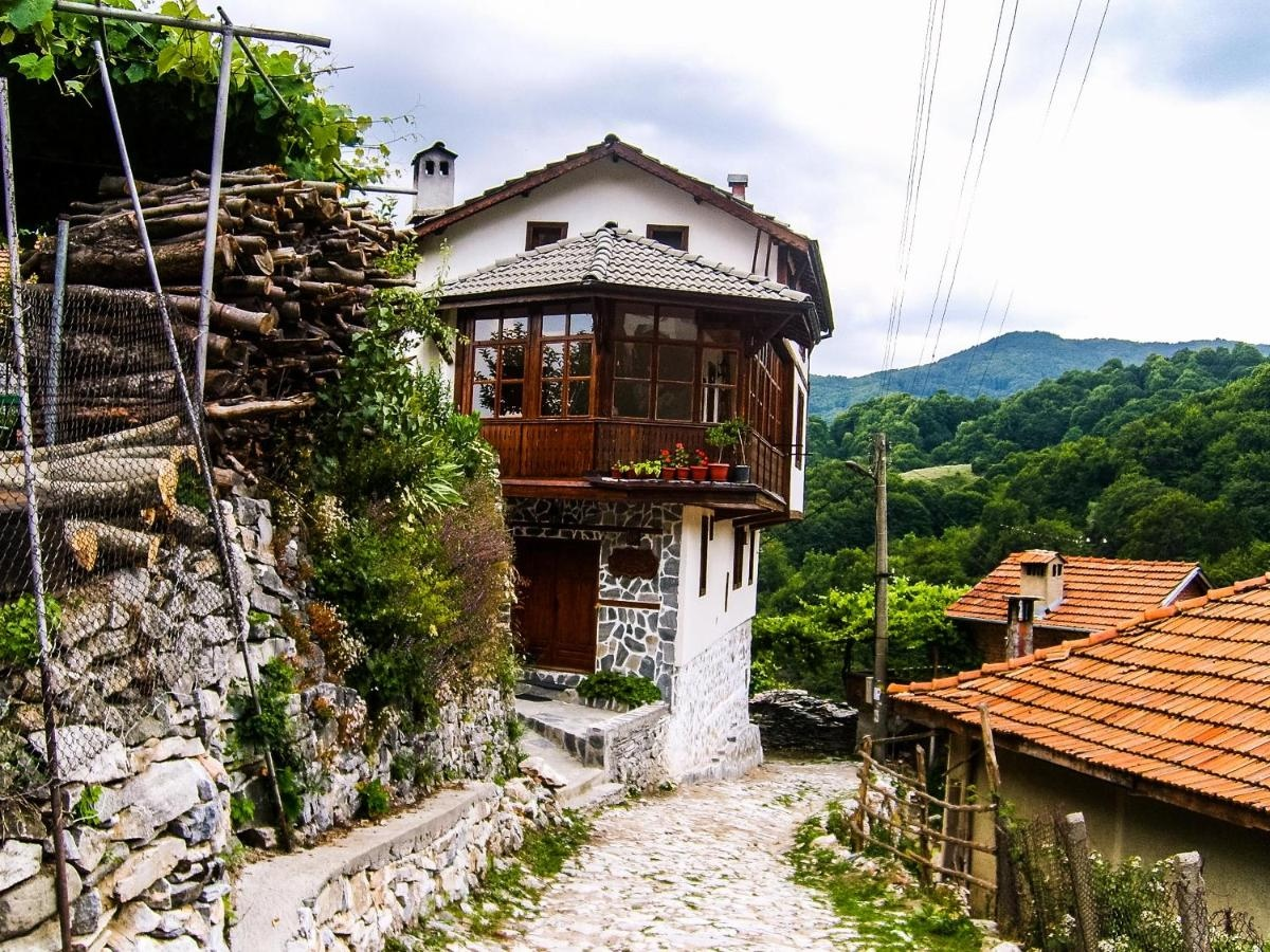 Traditional Bulgarian House in Pirin Mountain