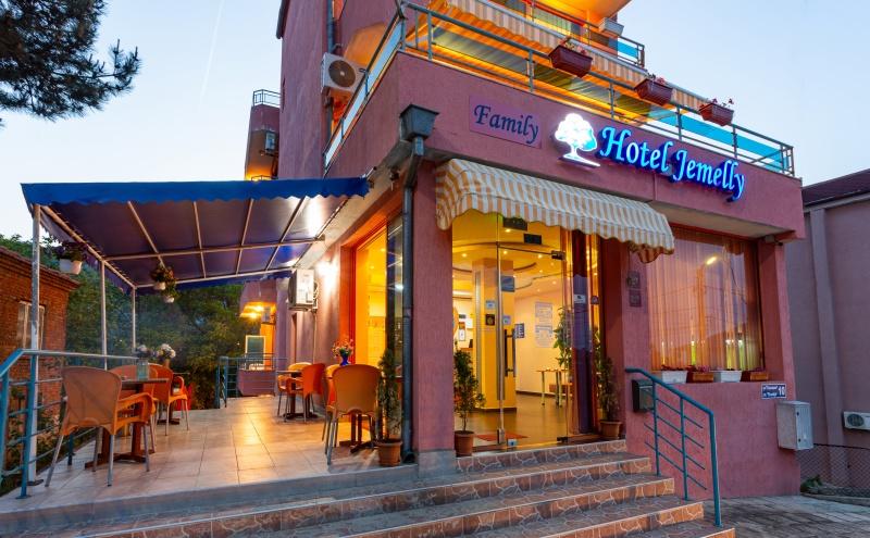 Семеен хотел Джемелли