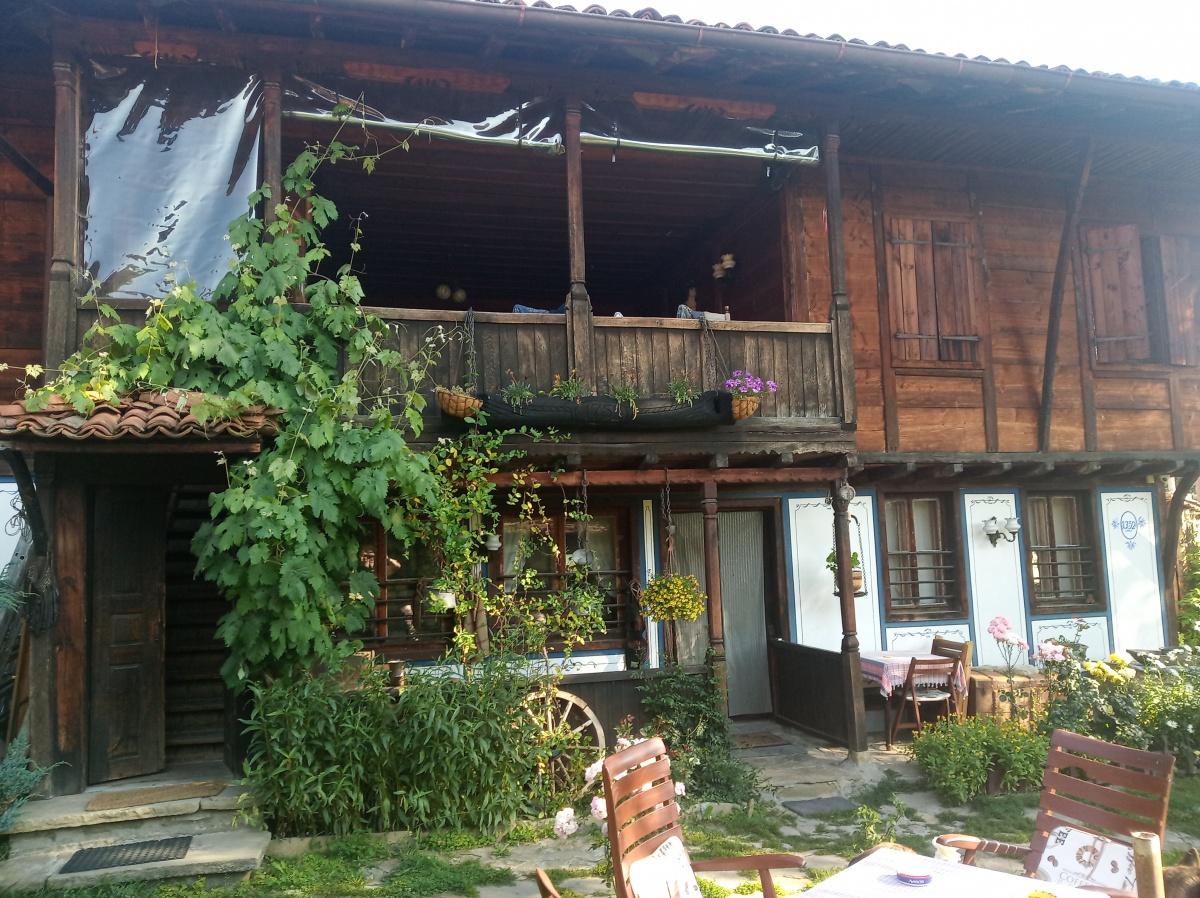 Мандулова къща